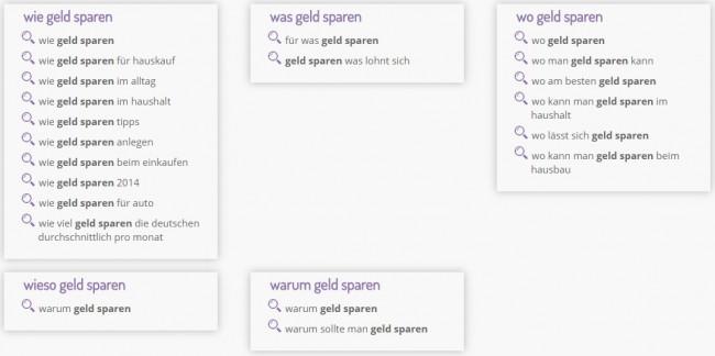 Anleitung W-Fragen Tool Screenshot
