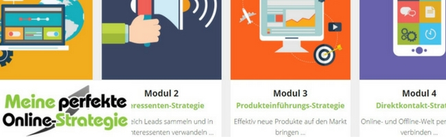 Screenshot Perfekte Online Strategie