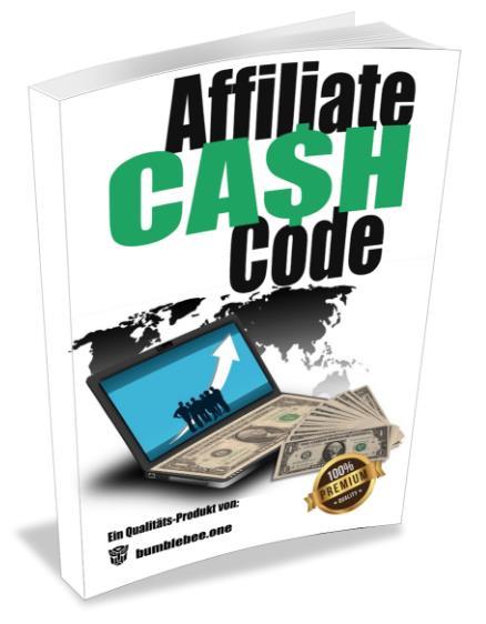 affiliate cash code cover